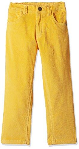 Gini & Jony Big Girls' Trousers 7-8 Years Banana