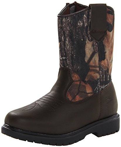 Deer Stags Tour Pull-On Boot (Little Kid/Big Kid),Camouflage/Brown,1 M US Little Kid
