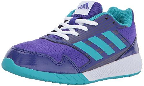 adidas Performance Girls' Altarun K Running Shoe, Energy Ink/Energy Blue/Purple Night, 12 Medium US Little Kid